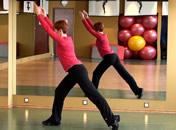 Jak wykonać rozgrzewkę - choreografia fitness 2/2