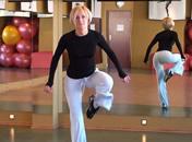 Jak wykonywać kroki w choreografii fitness