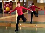 Jak wykonać rozgrzewkę - choreografia fitness 1/2