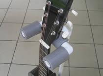 Jak zrobić stojak na gitarę