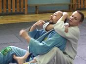 Jak wykonać duszenia w brazylijskim jiu-jitsu