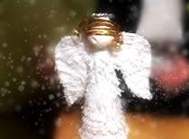 Jak zrobić świątecznego aniołka