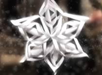 Jak zrobić gwiazdę betlejemską z papieru