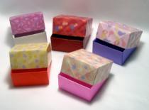 Jak zrobić zamykane pudełko na prezenty