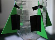 Jak zrobić rakietę ze zwykłej butelki i wody