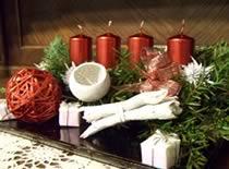 Jak zrobić stroik bożonarodzeniowy