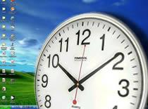 Jak wstawić zegarek na pulpit