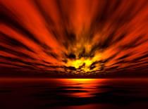 Jak narysować własny zachód słońca