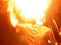 Jak dmuchać ogniem