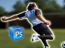Jak wykonać efekt otoczki - kurs Photoshop CS3 #1