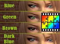 Jak zmienić barwę oczu w PhotoFlitre