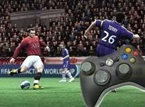 Jak nauczyć się trików w Fifa 09 na padzie