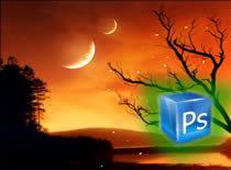 Jak zmienić kolor nieba w Photoshop