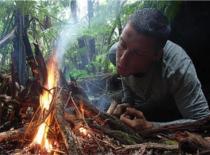 Jak rozpalić ogień w trudnych warunkach cz.3