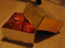 Jak wykonać pudełko z przegródkami