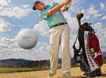 Jak nauczyć się grać w golfa #2 - pozycja ciała