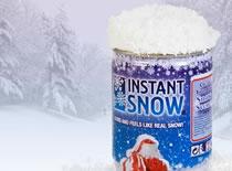 Jak zrobić własny śnieg