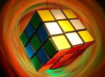Jak ułożyć kostkę Rubika - cz. 1
