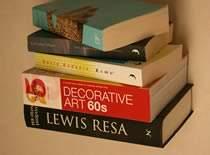 Jak zrobić niewidzialną półkę z książki