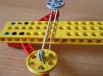 Jak zrobic pistolet na dyski z Lego