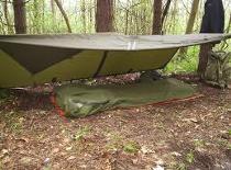 Jak zrobić schronienie i przetrwać noc #2