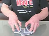 """Jak tasować karty w stylu """"Riffle Shuffle"""""""