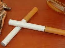 Jak zrobić iskrzące fajerwerki z papierosa