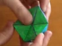 Jak zrobić składaną papierową zabawkę