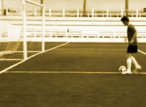 Jak przeprowadzić trening piłkarski - zmiana tempa
