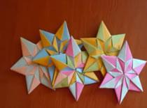 Jak zrobić kolorową gwiazdkę