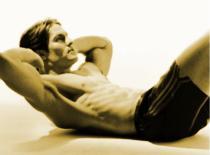 Jak trenować mięśnie brzucha #1