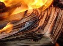 Jak zrobić szybko spalający się papier