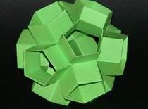 Jak zrobić dwunastościan origami
