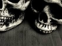Jak lewitować czaszką