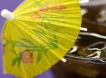 Jak zrobić parasolkę do drinków