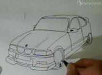 Jak narysować BMW Compact