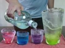 Jak zrobić lodowe szklanki