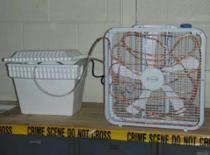 Jak zrobić klimatyzator z wiatraka