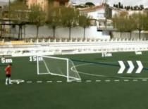 Jak zwiększyć szybkość w piłce nożnej #4 - bramka za bramką