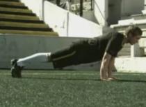 Jak zwiększyć siłę w piłce nożnej #12 - pompki klasyczne