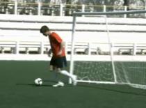 Jak poprawić kondycję w piłce nożnej #3 - wolej w biegu