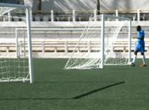 Jak poprawić kondycję w piłce nożnej #2 - podwójne bramki
