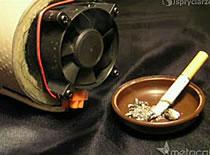 Jak zrobić pochłaniacz dymu na USB