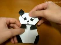 Jak zrobić pandę origami