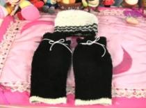 Jak zrobić czapkę zimową i ocieplacze