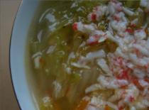Jak zrobić zupę krabową