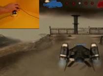 Jak sterować pojazdami za pomocą ... bombki choinkowej