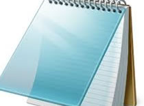 Jak zrobić animację - notatnik i wiersz poleceń