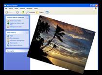Jak ustawić tapetę wewnątrz folderu