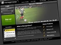 Jak zagrać w managera piłki nożnej w Internecie